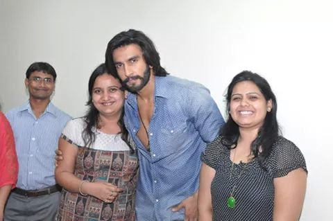 VLOG | How I met Ranveer Singh