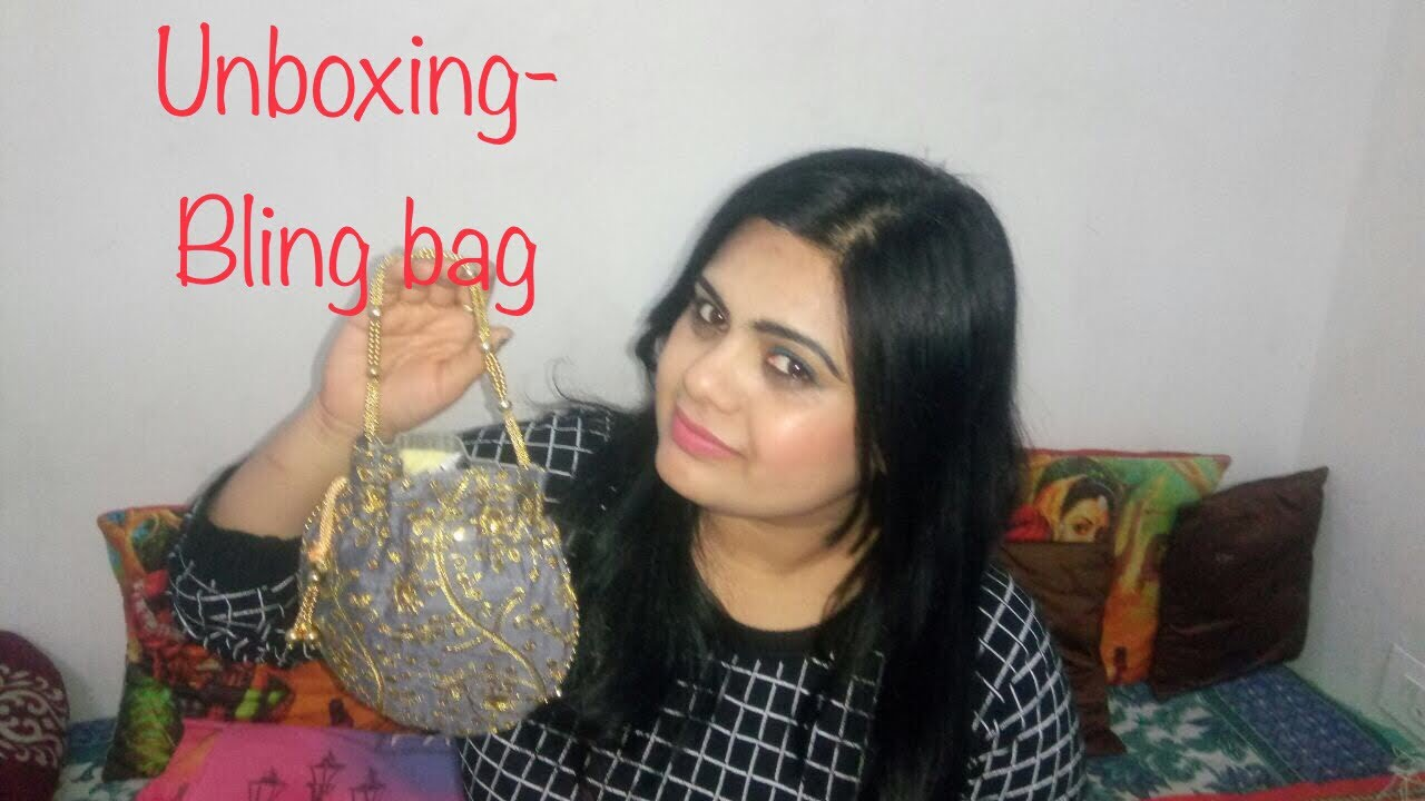 Unboxing - Bling Bag | January 2018