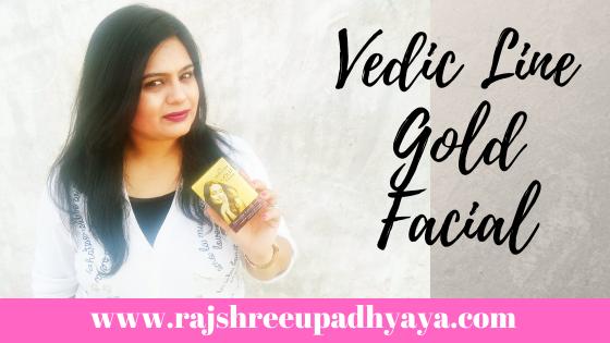Vedic Line Gold Facial