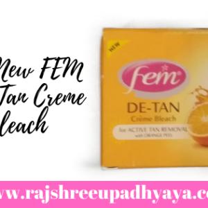 Why New FEM De – Tan Creme Bleach